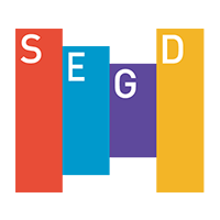 Society for Experiential Graphic Design (SEGD) Logo